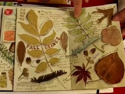 Art Journaling & Sketchbooks with Suzanne McNeill