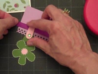 Birthday Greeting-Fabulous Finds Cricut Cartridge