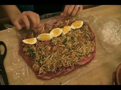 """Braciole Recipe. How to make Braciole -Laura Vitale """"Laura In The Kitchen"""" Episode 24"""