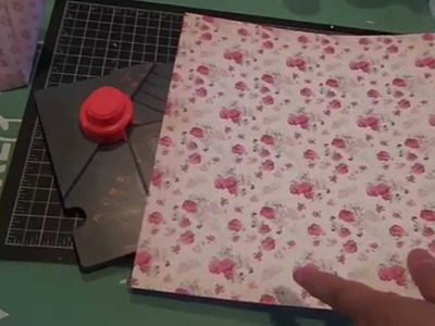 Create a fun purse with the WRMK Box Punch Board
