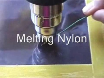 Diaphragm coating with nylon 6.6 for Electrostatic loudspeakers