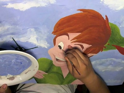 Disney Series - #1 Peter Pan & Flit [BLEEBO ART]