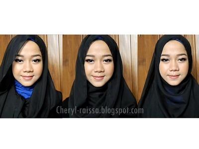 Everyday Hijab Tutorial (Long Scarf) | Cheryl Raissa