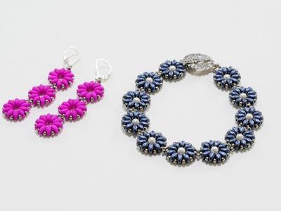 FREE Project: Pretty Posies Bracelet