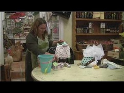 Gift Baskets : How to Make Baby Gift Baskets