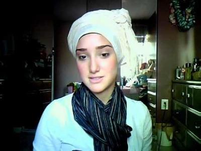 Hijab Tutorial #3 (Basic Turban Style Hijab)
