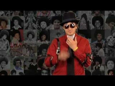 How to make a Michael Jackson Costume , Threadbanger .