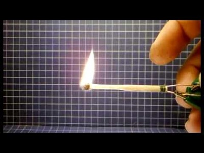 How to make an electric match
