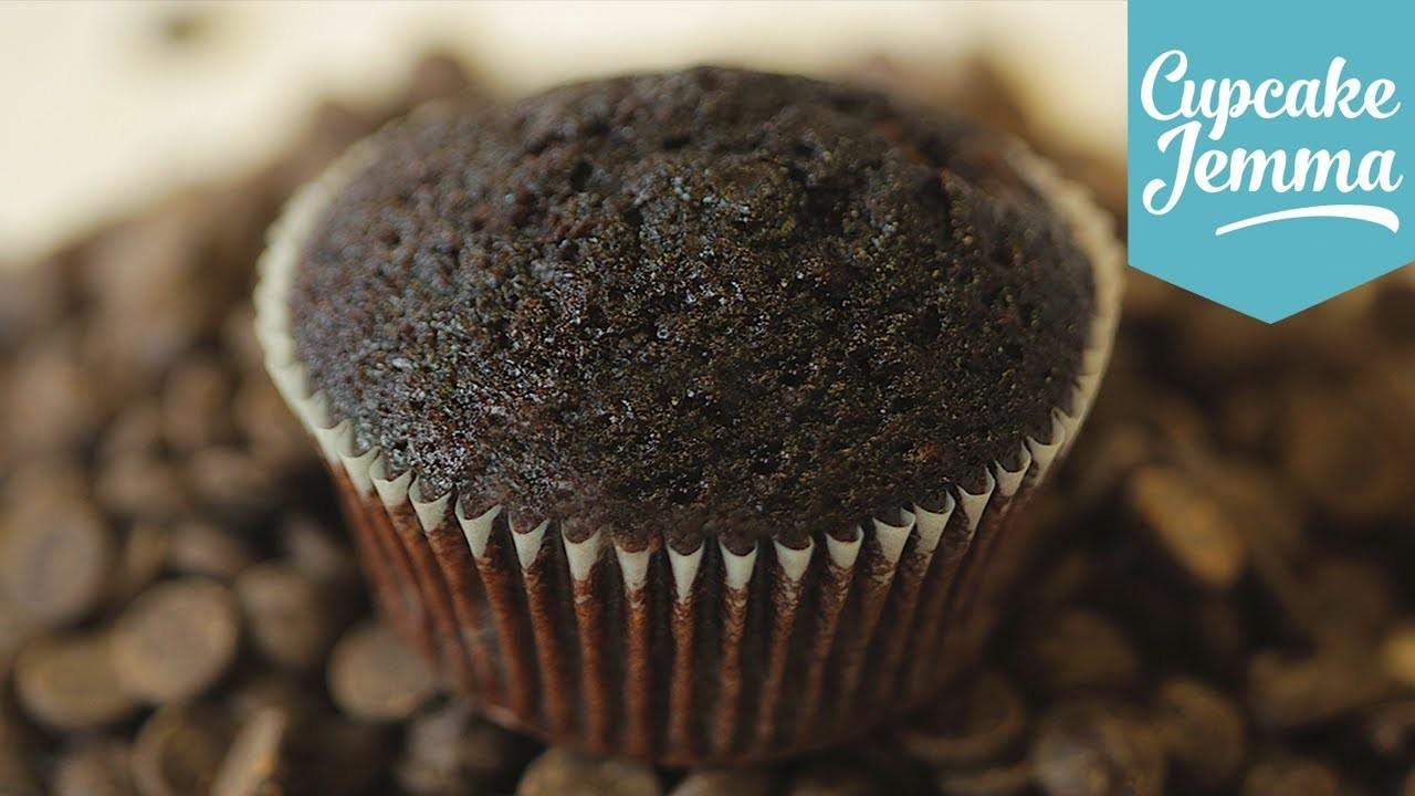 How to make Chocolate Cupcakes   Cupcake Jemma