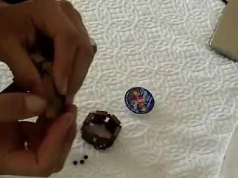 How To Make Jewelry: Vintage Domino Bracelet   Kandee Johnson