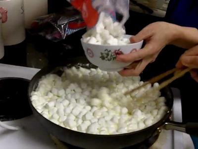 How to make Kix Crispy Treat
