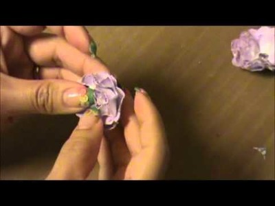 How to make your own prima flowers