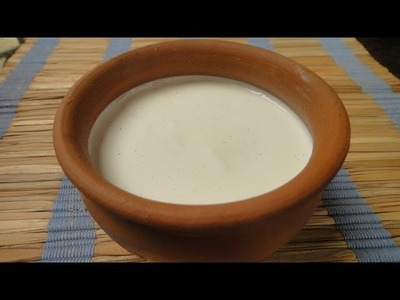 How to set yogurt.curd?