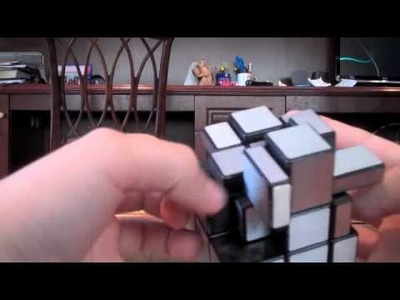 How to solve a Rubik's Mirror Cube