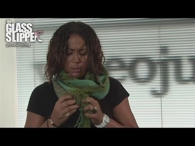 How  To Tie A Muffler Scarf