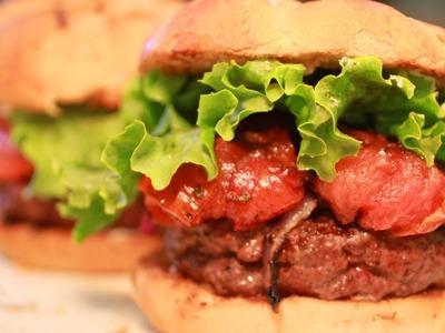 Juicy Lucys - Best Burger Recipe