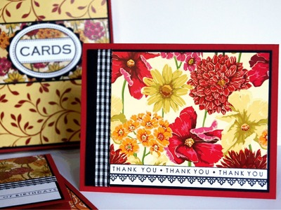 Limited Supplies Card Project and Gift Set