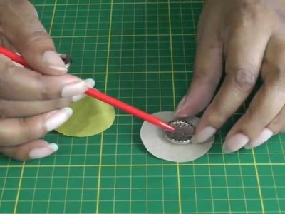 Making Covered Buttons