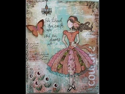 Mixed Media Journey with Gabrielle Pollacco