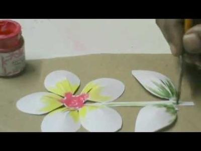 NIKSHIPTAM; 3D PAPER WORK WALL DECORATION