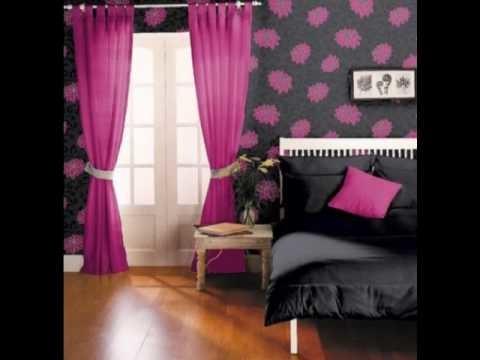 Paris + Pink Themed Teen Bedroom Ideas