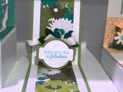 Sizzix Pop N' Cuts Card Making Ideas