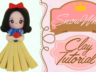 Snow White Tutorial (Polymer Clay Chibi)