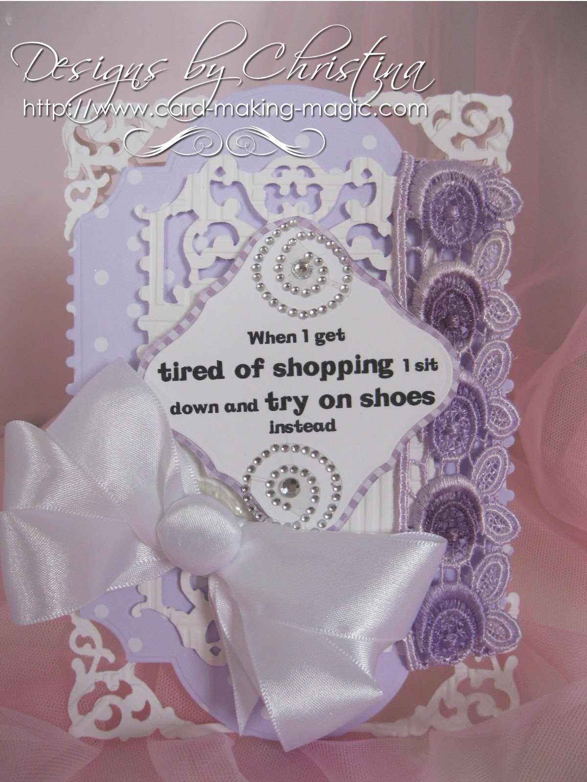 Spellbinders Filigree Hinged Card ( card-making-magic.com)
