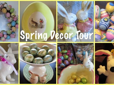 Spring Decor Tour (April 1, 2013)
