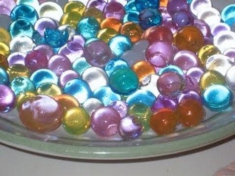 Super Absorbent Polymer Balls Crystal Gel Hydrogel