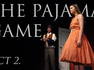 The Pajama Game Musical - Act 2 | Full Live Performance by Camberwell High School