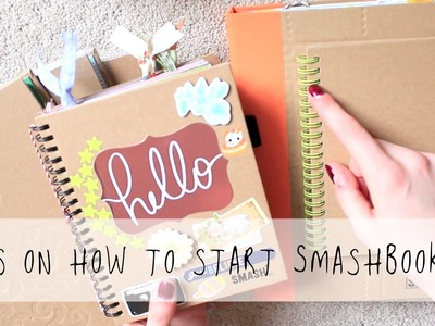 Tips on how to start Smashbooking! | MyGreenCow