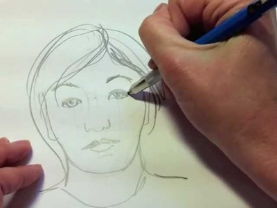 Tutorial: how to draw a face