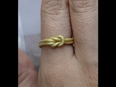 Tutorial:Polymer Clay Ring