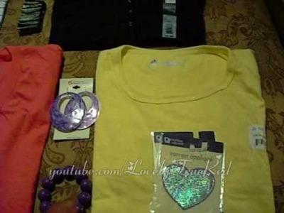 A Diva's Wardrobe On A Budget (Wal Mart, Dollar Tree & Big Top Flea Market)