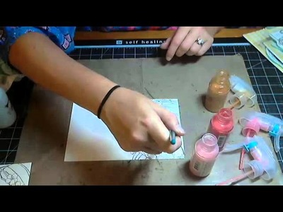 Bloom Cards with Cari Fennell on Live with Prima