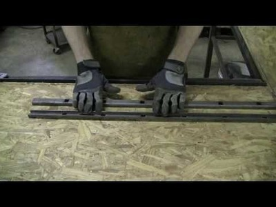Build Iron Railings: 3 Things You Must Know About Using Pre-Punched Channel