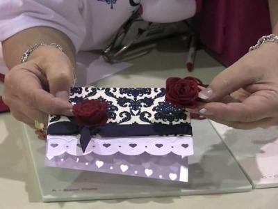 CHA Summer 2011 - Spellbinders Spiral Blossoms Dies