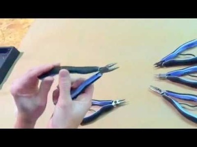 Different Types of Jewelry Making Pliers