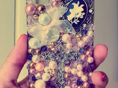 DIY ♡ Phone Case! Súper fácil