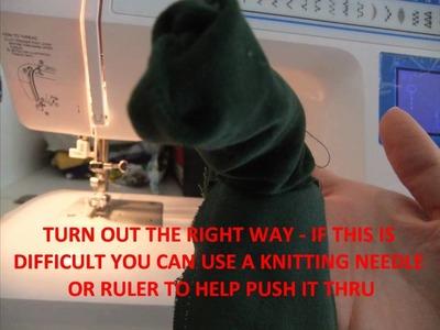 Easy Sew Square Skirt