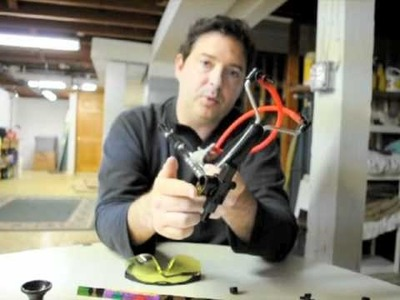 Extreme Slingshot Modification, Part 1:  A quick introduction to a DIY Repeater Slingshot