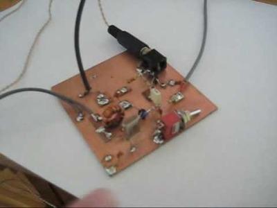 G3XBM's XBM80-2 80m CW Micro-transceiver