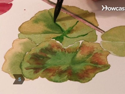 How to Learn Flower Painting Techniques