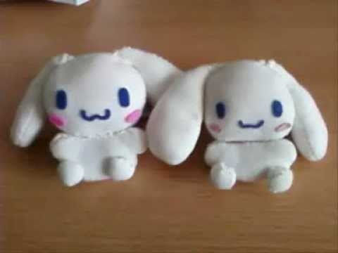 How to make a Kawaii Cinnamoroll Plush (Tutorial)