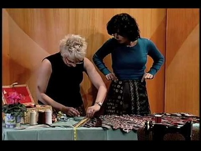 How to Make A Skirt Out Of Ties Part 2 Every Way Woman Talk Show