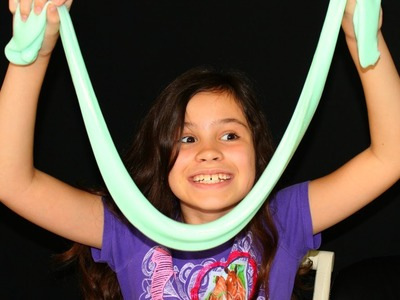 HOW TO MAKE FLUBBER - SCIENCE SUNDAY