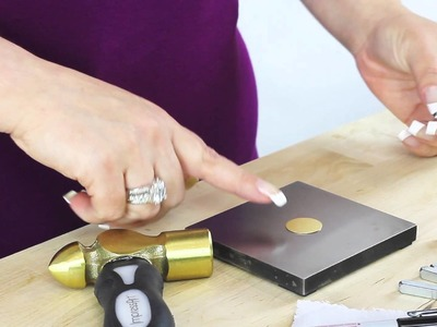 Metal Jewelry Stamping Basics- PJ Tool Jewelry