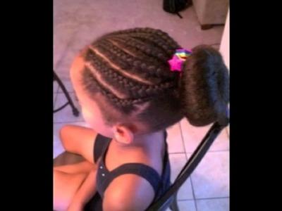Mixed Chicks Children's Hairstyles - Part 2