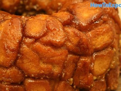 Monkey Bread Recipe - How To Make Monkey Bread Recipe Video